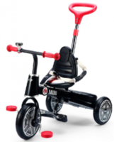 Rastar Mini Cooper Fold Tricycle Bike 10 Black
