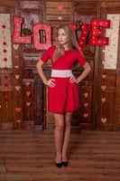 Платье Simona ID 0125
