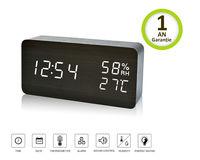 Умные Часы с термогигрометром