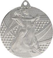 Медаль D50 мм/MMC7850/S серебро