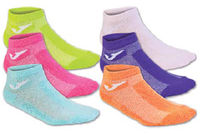 INVISIBLE SOCKS COLOURS RUNNING (PACK 12)