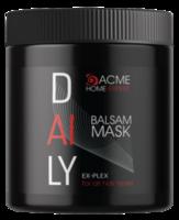 Balsam-mască pentru toate tipurile de păr, ACME Home Expert, 450 ml., Daily SLS Free, hidratare