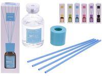 Освежитель воздуха 30ml + 4 ротанговые палочки, 6 запахов