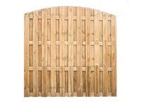 Деревянный забор LUCINA LUX 180
