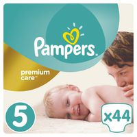 PAMPERS Premium Care Nr5, белый
