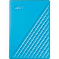 Внешний жесткий диск Western Digital My Passport, Blue 2Tb WDBYVG0020BBL