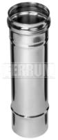 ТРУБА ДЫМОХОДА 0,25 М (430/0,5 ММ) FERRUM