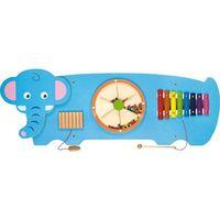 Viga Настенная игрушка бизиборд Слон