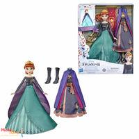 Hasbro Кукла Frozen Эльзa Анна Волшебное превращение