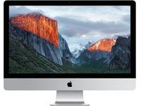 Sistem All in One Apple iMac MK482RU/A Silver