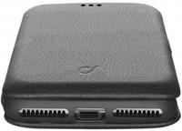 Cellular Line Apple iPhone XS Max Book Clutch Case Black