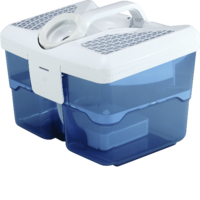 Аквабокс (аквафильтр) в сборе для пылесосов серии XT/XS