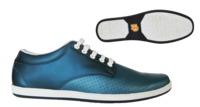 Кожанные кроссовки BELKELME (08411-5/003)