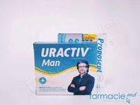 Uractiv Man caps.N30 (prostatita,infectii urinare)+ Cadou