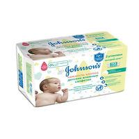Johnson's Baby влажные салфетки Нежность хлопка,112 шт