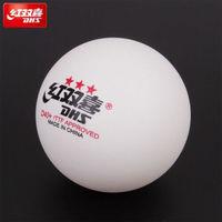 Мяч для настольного тенниса DHS ITTF white (1902)