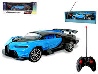Автомобиль гоночный Luxurious Bugatti1:16, Р/У
