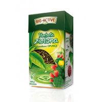 Чай зеленый Big Active with Opunia, 100 гр