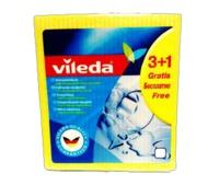 VILEDA LAVETA SPONGE CLOTH 3+1 GRATIS 18