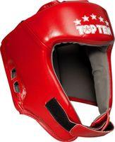 Защитный кожаный шлем для головы