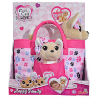 Simba Собачка Chi Chi Love Счастливая семья
