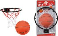 Simba игровой набор баскетбольная корзина с мячом