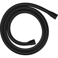 Furtun pentru dus Isiflex 125 cm, negru mat