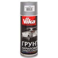 Аэрозоль Vika Грунт Акриловый Универсальный Серый