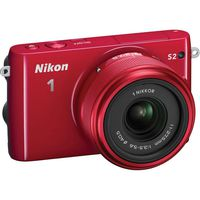 Nikon 1 S2 Kit 11-27.5 Red (Official Warranty)