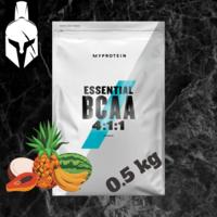 Essential BCAA 4:1:1 - Тропический - 0.5 KG