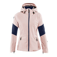 Scurta schi fem. Dainese HP2 Jacket Lady, 4749456