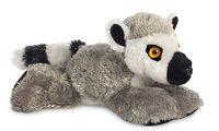 Aurora Mini Flopsie Grey Lemur 20cm (31711)