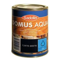 Sadolin Краска Domus Aqua BW 1л
