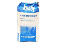 Adeziv pe baza de ciment Knauf Fliesenkleber-N 25 kg