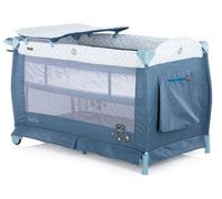 Кроватка-манеж Chipolino Bella Blue