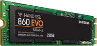 .M.2 SATA SSD  250GB Samsung 860 EVO
