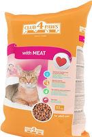 Клуб 4Лапы для кошек ,мясо ,11кг