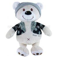 """Baby Mix EF-TE-8623-30 Игрушка плюшевая """"Мишка"""""""