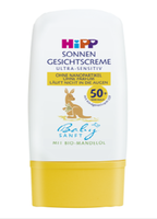 Hipp  Babysanft крем для лица Sun SPF 50+, 30ml