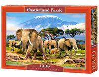 Castorland Kilimanjaro Morning C-103188
