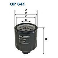 FILTRON OP641, Масляный фильтр
