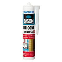 купить Bison Силикон универсальный Бесцветный 280мл в Кишинёве