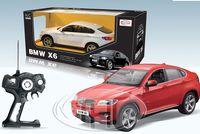 Автомобиль 1:14 BMW X6 R/C