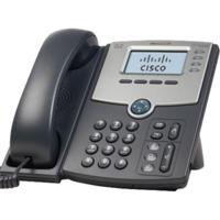 CISCO SPA504G, черный