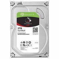 "Жесткий диск 3.5"" HDD 3.0TB  Seagate ST3000VN007  IronWolf™ NAS, 5900rpm, 64MB, SATAIII"