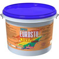 Краска Eurostil Nova Коричневая 3кг