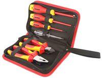 Набор изолированных инструментов (Для электрика) Wokin