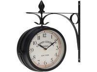 купить Часы настенные станционные.33X9X33cm в Кишинёве
