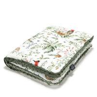Одеялко LaMillou Forest – Khaki (100x80 cm)