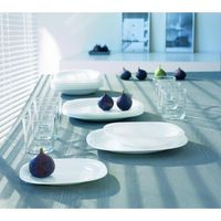 Сервиз столовы LMINARC Carine Blanc J0130